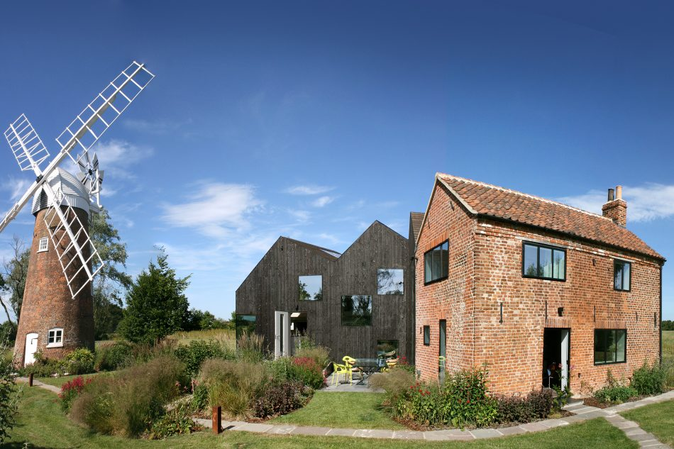 Hunsett Mill, ACME, The Modern House