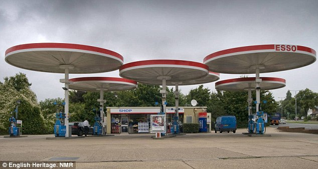 Building Petrol Station By Eliot Noyes Journal The