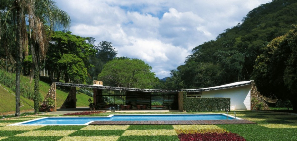 Architect Of The Week Three Mid Century Modernist Houses By Oscar Niemeyer Journal The