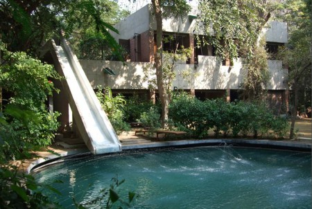 HOUSE OF THE WEEK: Villa de Madame Manorama Sarabhai, Ahmedabad, India