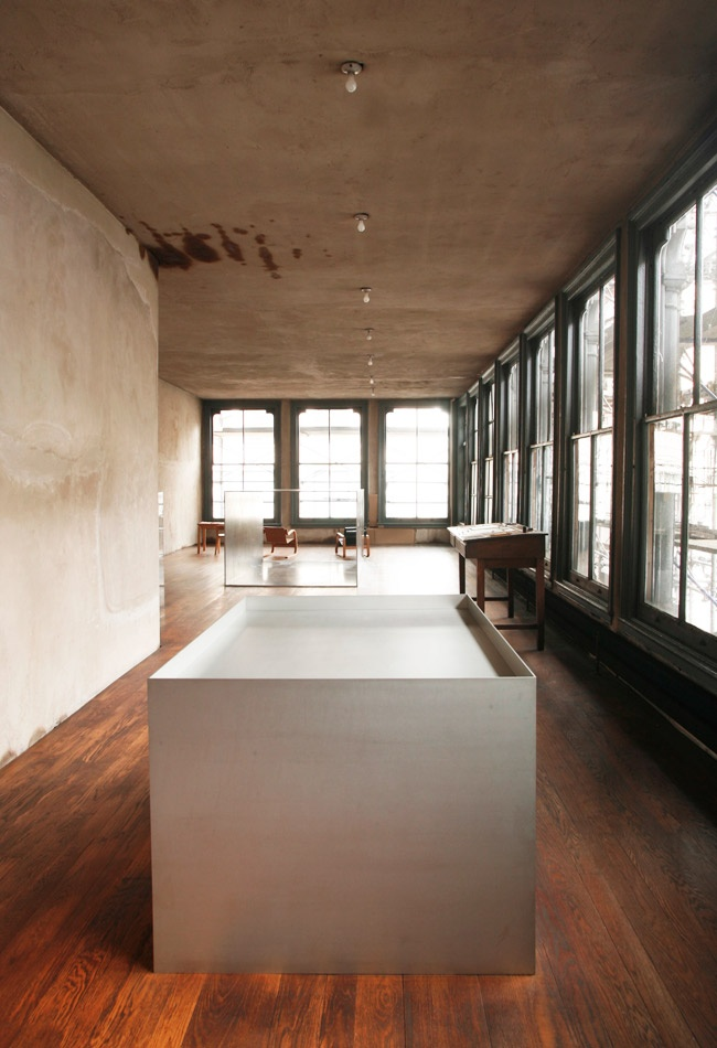 WHAT WE'RE SEEING: Visit artist Donald Judd's apartment in ... | 650 x 950 jpeg 143kB