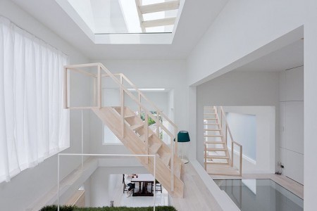 HOUSE OF THE WEEK: House H by Sou Fujimoto, Japan