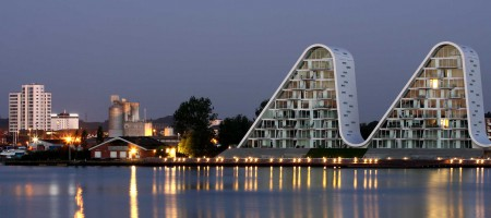 HOUSE OF THE WEEK: The Wave by Henning Larsen Architects
