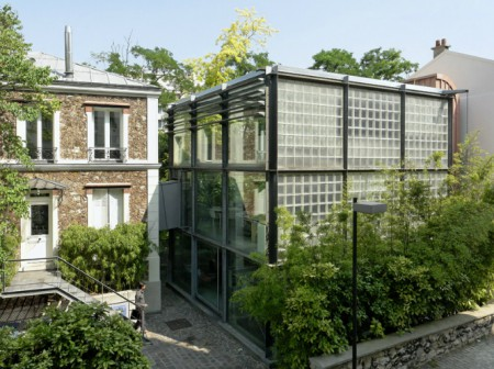 HOUSE OF THE WEEK: Paul Chemetov home/studio, Paris