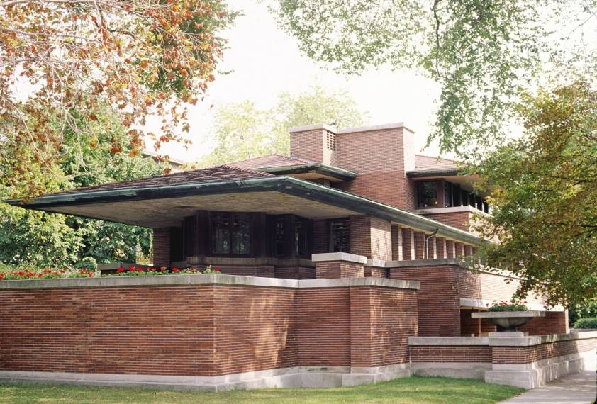 WHAT WE\'RE HEARING: Frank Lloyd Wright-designed house to be built in ...