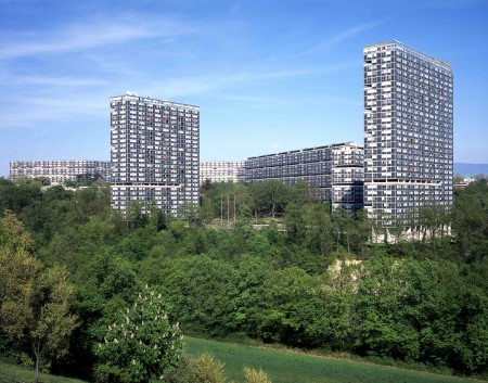 HOUSE OF THE WEEK: The Lignon Housing Complex, Geneva