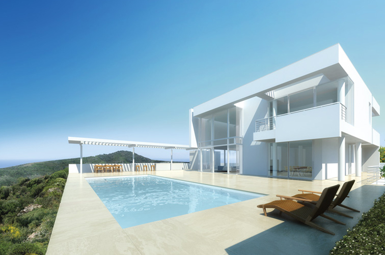 WHAT'S ON THE MARKET: Bodrum Houses by Richard Meier ...