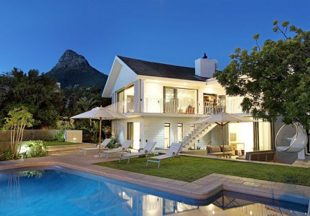 New holiday property: Camps Bay, Cape Town