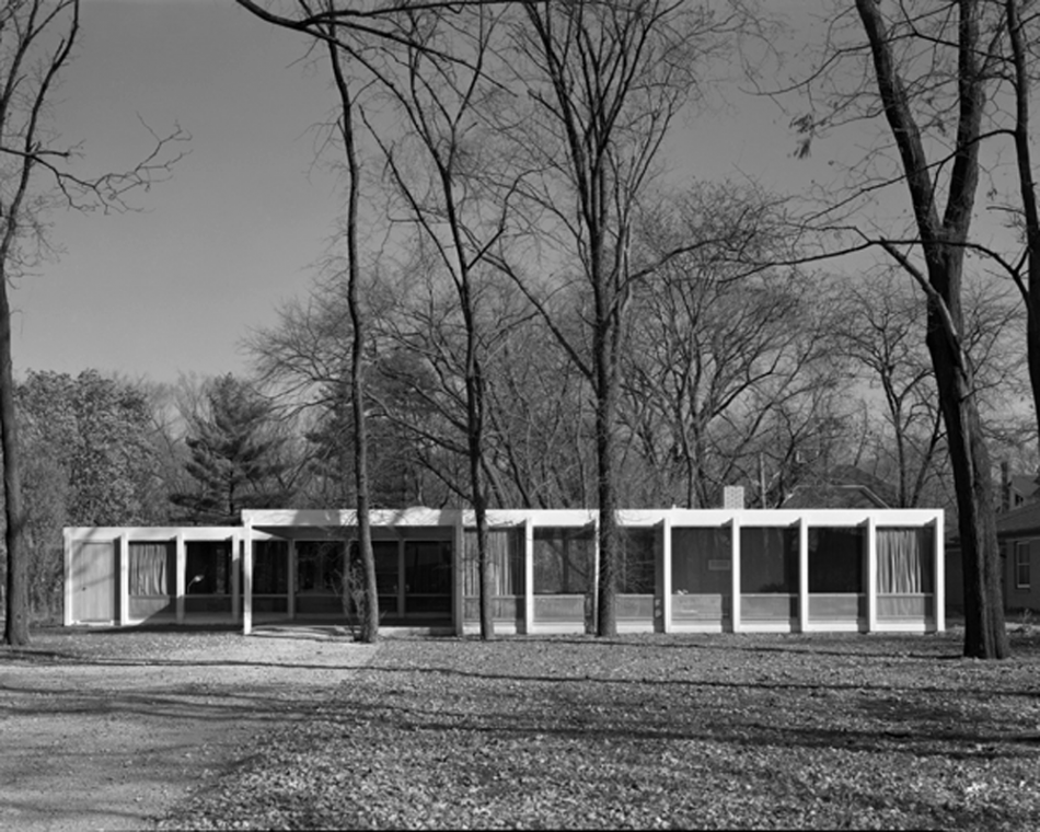 House Of The Day: McCormick House By Mies Van Der Rohe