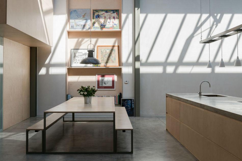 The Workshop, Henning Stummel