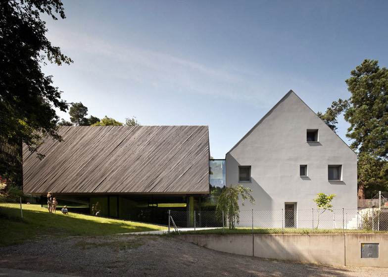 House Of The Day Family House Extension By Franz