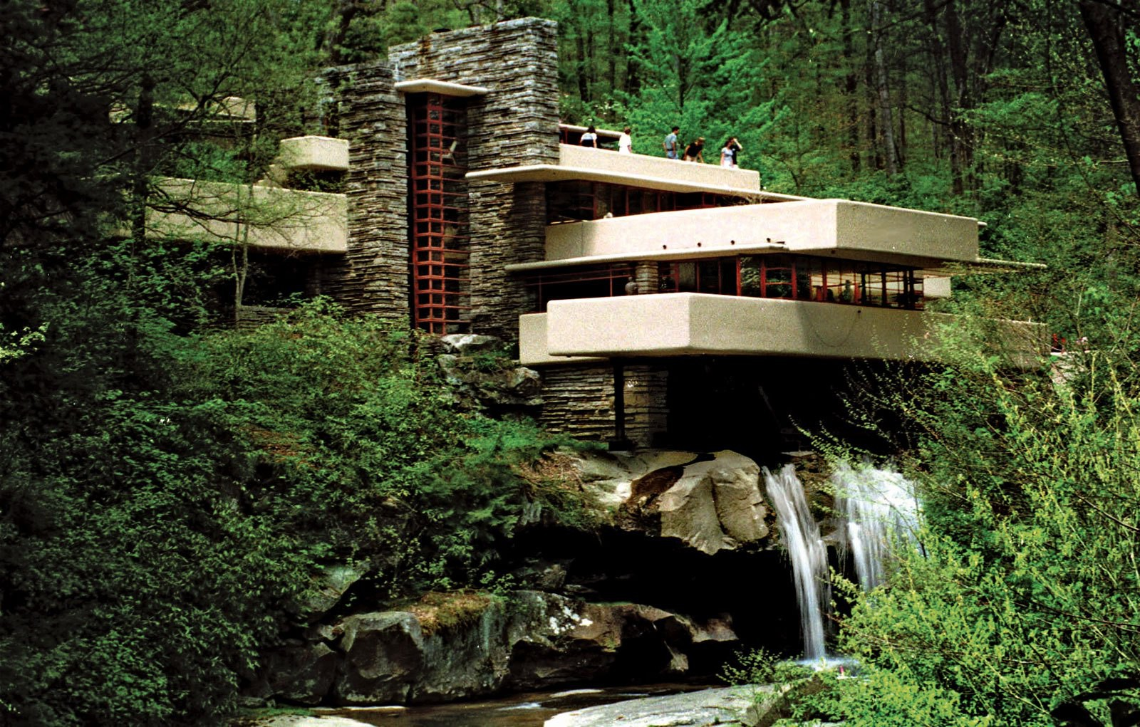What were hearing frank lloyd wright houses shortlisted for world heritage status