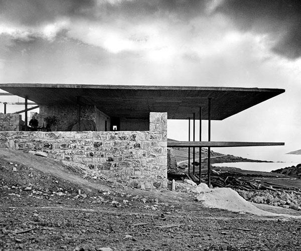 Torpe Abuelo Natura  House of the day: Lanaras weekend house by Nicos Valsamakis | Journal | The  Modern House