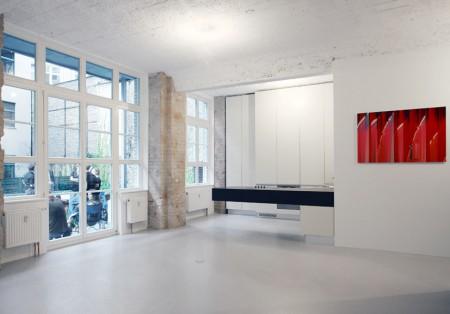New holiday property: Factory Studio, Berlin