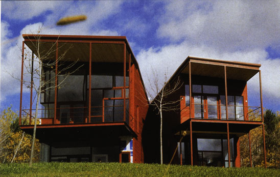 House Of The Day Y House By Steven Holl Architects