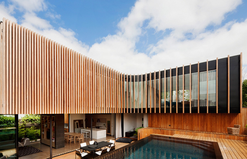 House Of The Day Kooyong Residence By Matt Gibson