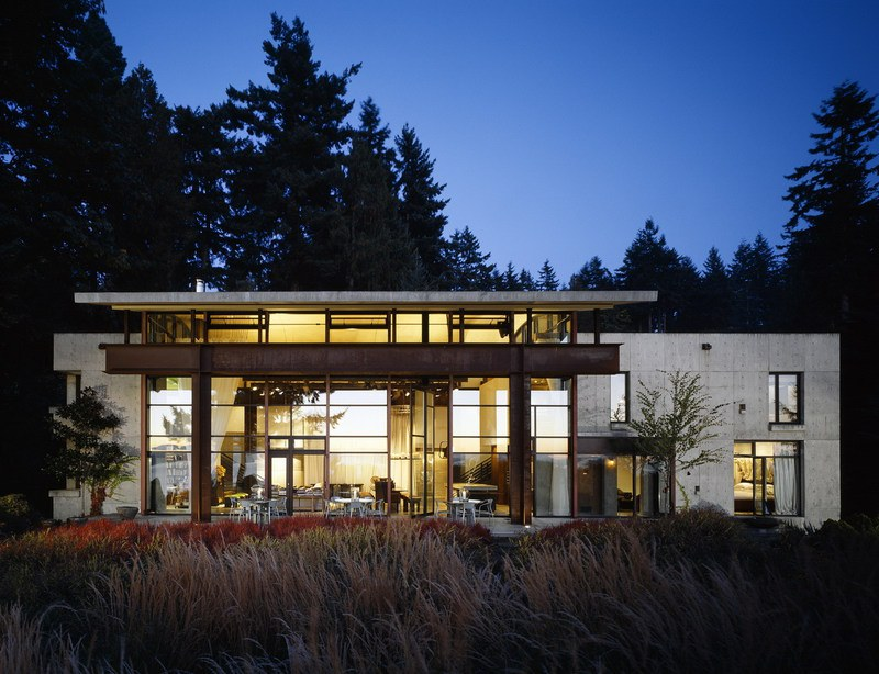 What S On The Market Studio House By Tom Kundig Journal