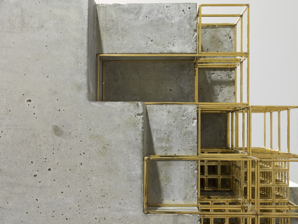 What Were Seeing Carol Bove And Carlo Scarpa Exhibition on Modern House Sketches