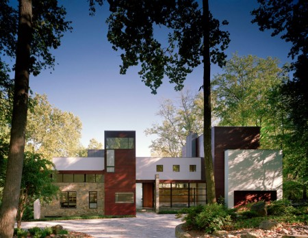House of the Week: Crab Creek House by Robert Gurney