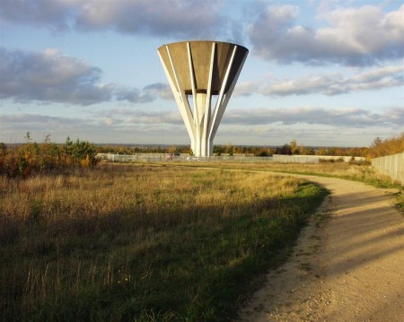 My Favourite Building: Church Langley Water Tower