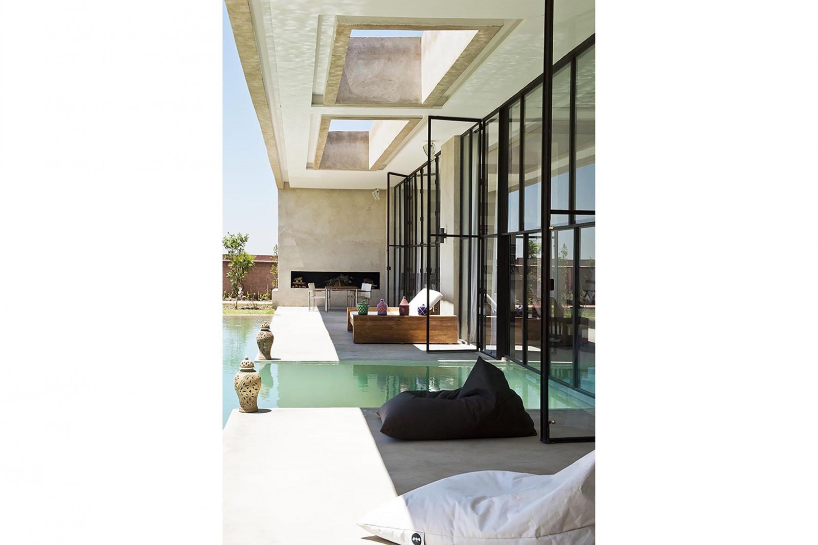 Amizmiz house marrakech morocco the modern house for Modern house holiday lets