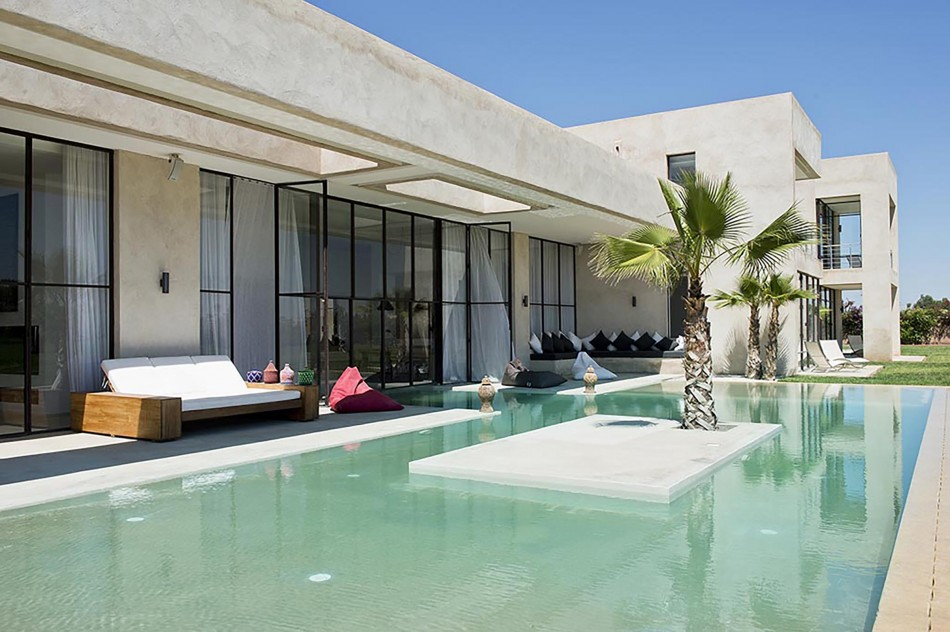 Amizmiz House Marrakech Morocco Sleeps 10 The Modern House