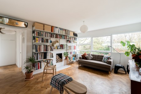 Parkleys, The Modern House