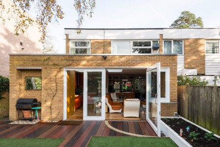 Victoria Drive, The Modern House