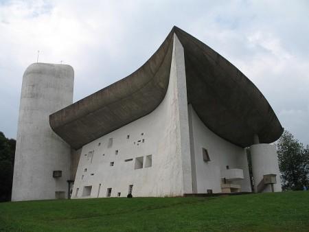 My Favourite Building: Chapel of Notre Dame du Haut
