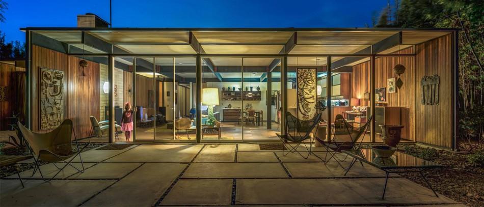 Midcentury Modern Home Plans