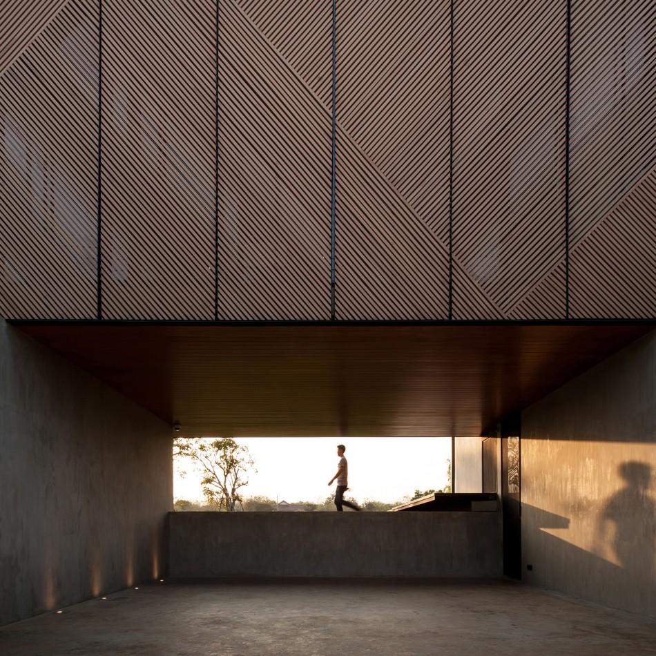 House of the day ka house by idin architects journal for Ka chengardinen modern ka chen
