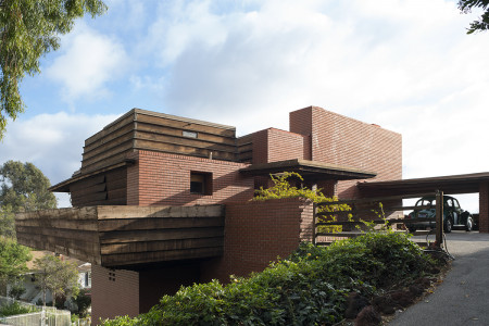 What's on the Market: Frank Lloyd Wright's George Sturges House