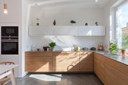 Industrial chic new-build homes in East Dulwich