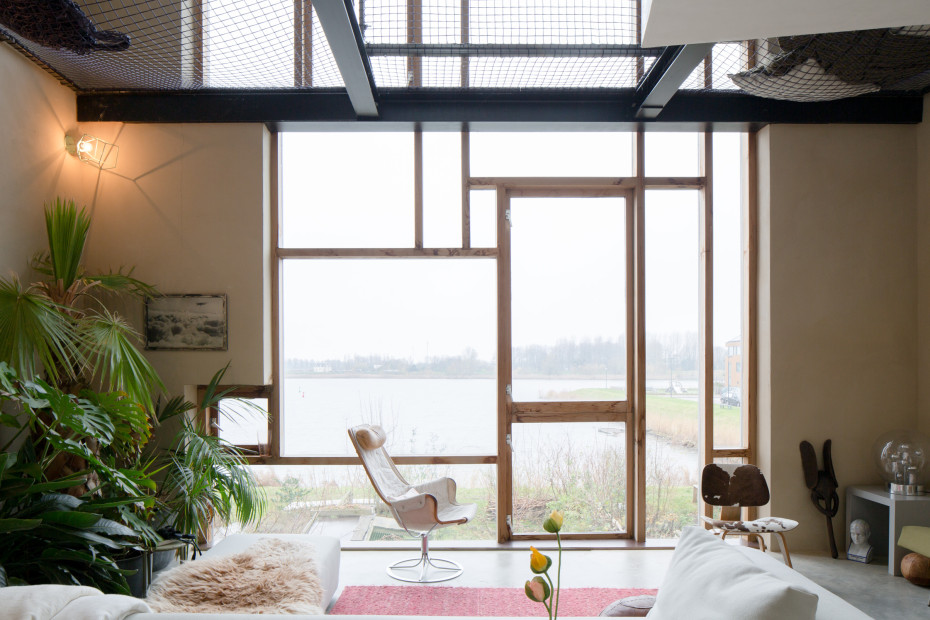 House of the day: artists house by joris brouwers & nicky zwaan