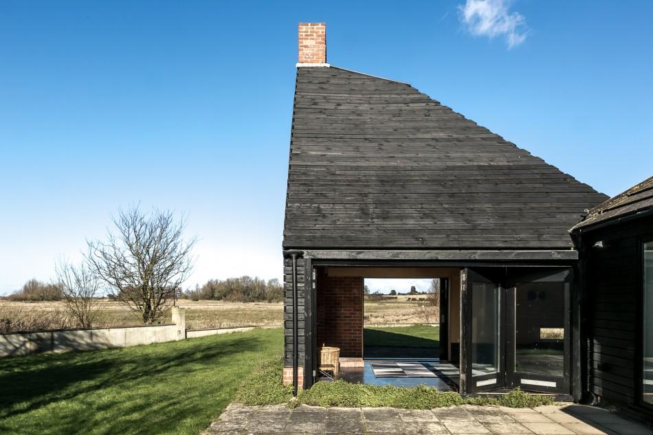 Burnham market norfolk the modern house for Architects norfolk