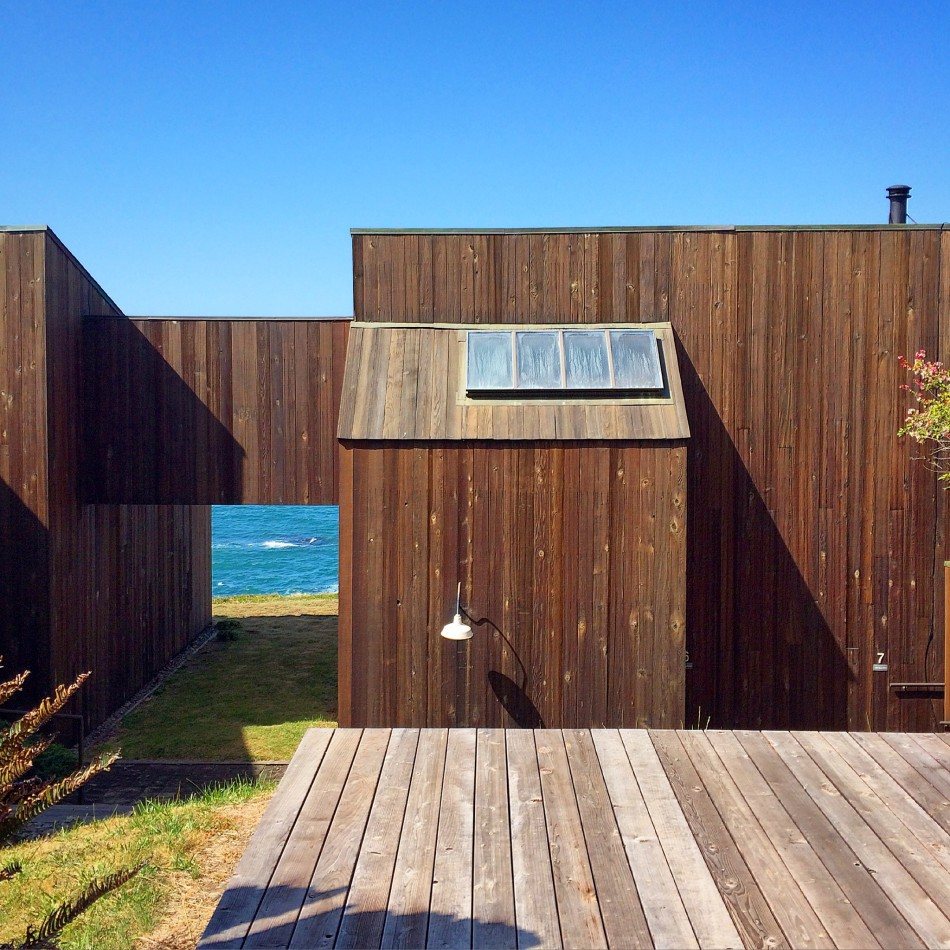 House Of The Day Sea Ranch Condominium By Mltw Journal