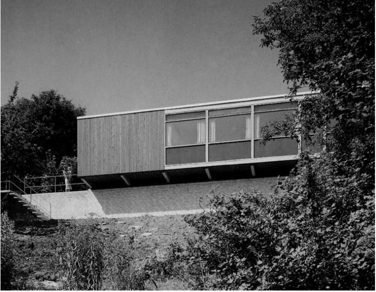 Arne Jacobsen, Siesby House