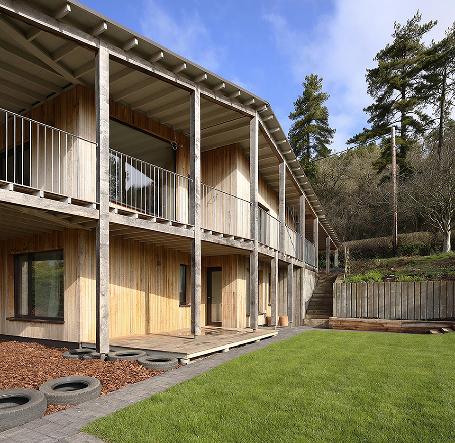 Modern House Design Phd 2015015: What We're Hearing: The Architect's House By Albert Hill
