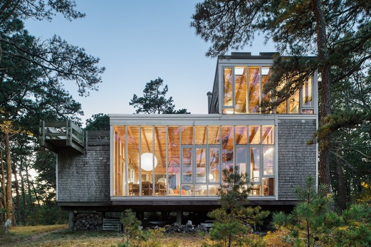 Halprin House, Hayden Walling
