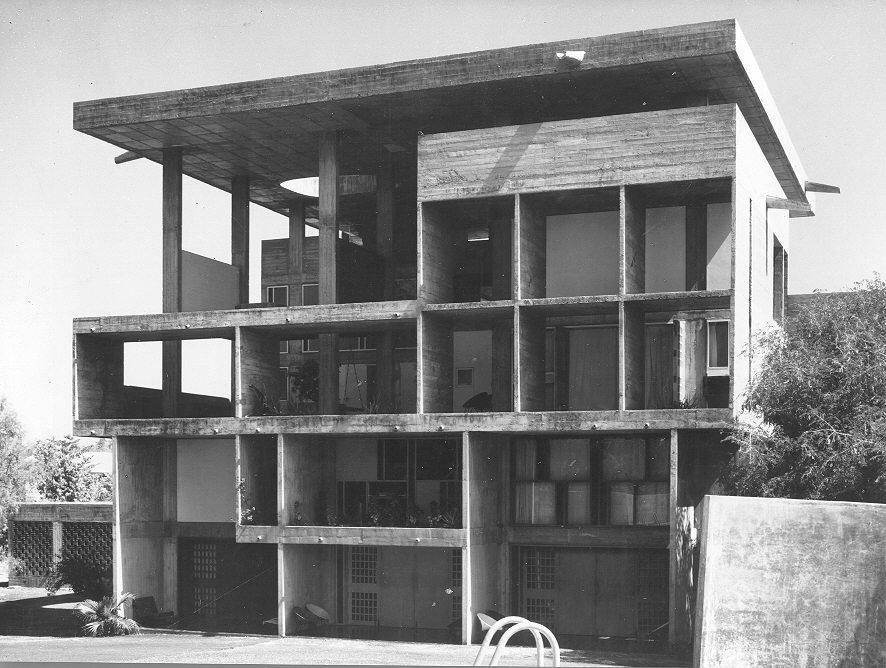 Le Corbusier, Shodhan House 1