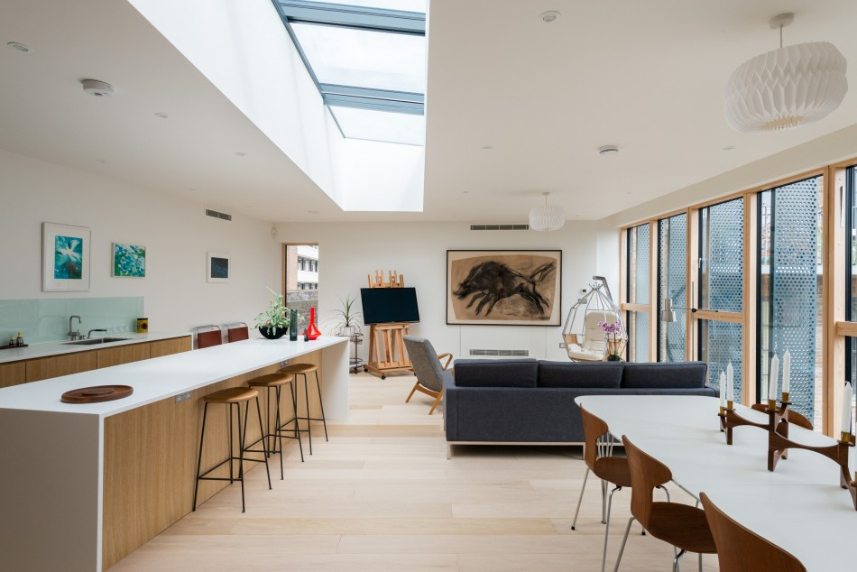Ryland Road London Nw5 The Modern House