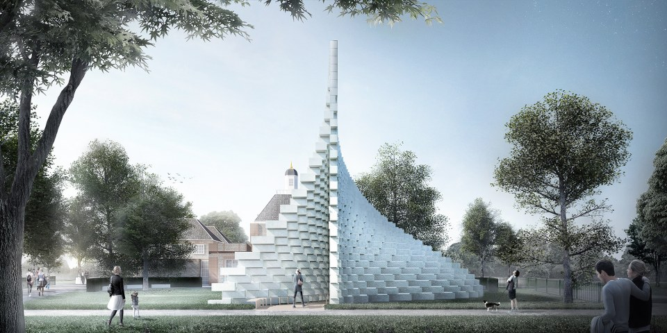 Serpentine Architecture Programme