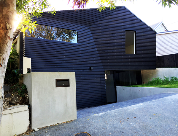 All Black House