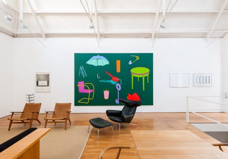 Michael Craig Martin Studio
