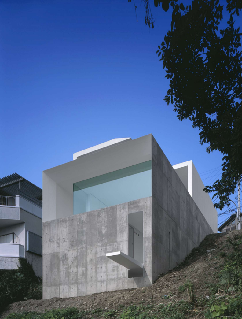 House of the day t house by kubota architect atelier for Modern house journal