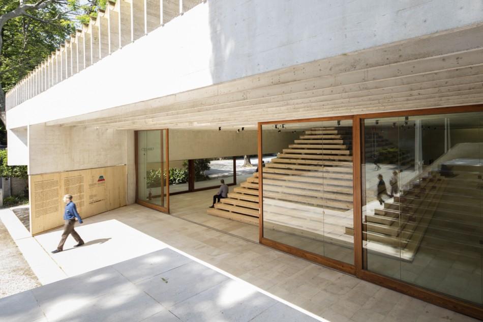Sverre Fehn's Nordic Pavilion