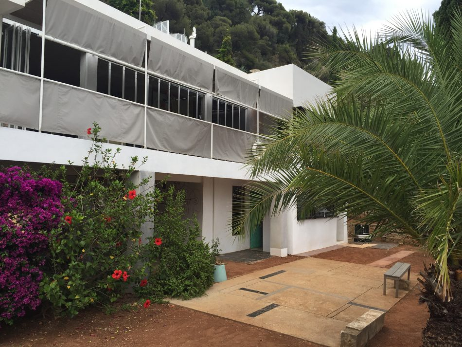Eileen Gray E 1027 house of the day e 1027 by eileen gray journal the modern house