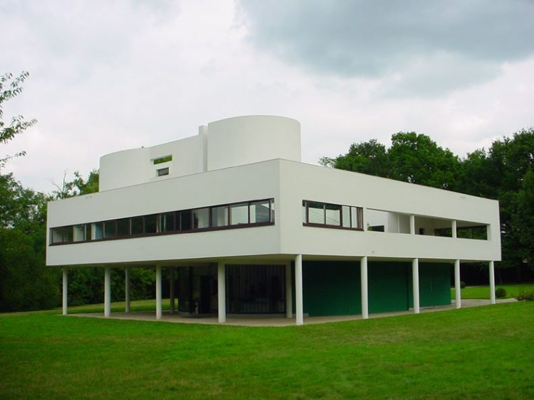 Villa Savoye, The Modern House