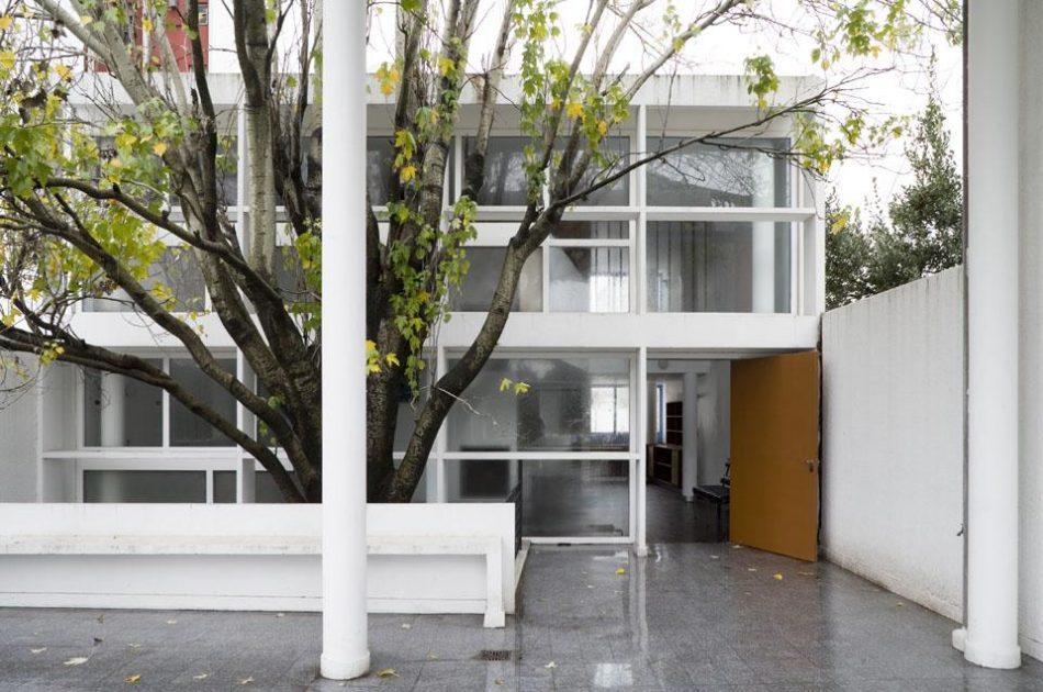 What we 39 re hearing le corbusier projects added to world heritage list journal the modern house - Maison argentine ...