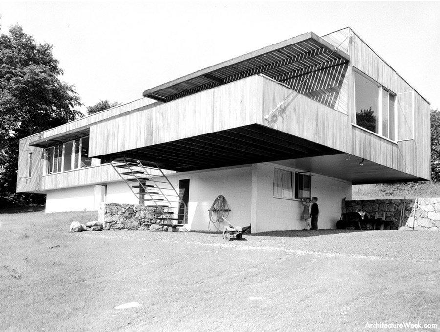 Marcel Breuer, The Modern House